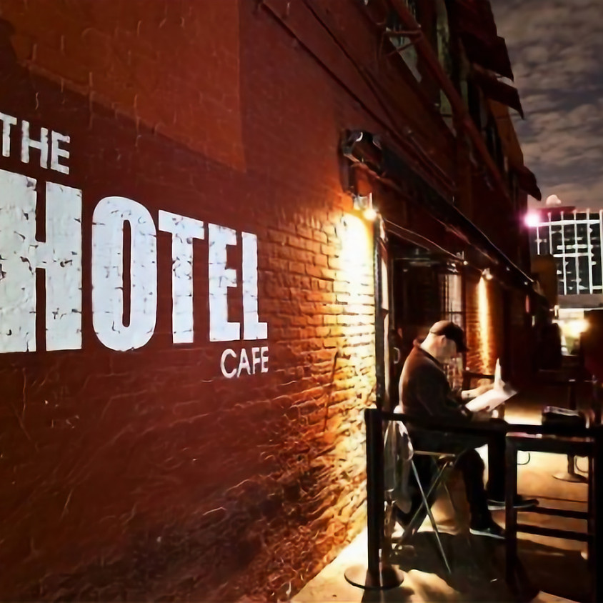 Cassandra Violet at Hotel Cafe