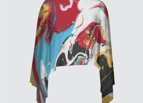 Medicine - poncho/shawl