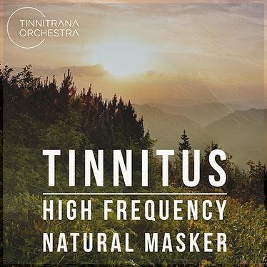 Tinnitus High Frequency Organic Masker
