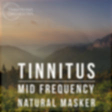 Tinnitus Mid Frequency Organic Masker