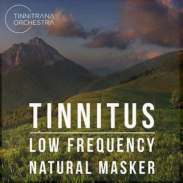 Tinnitus Low Frequency Organic Masker
