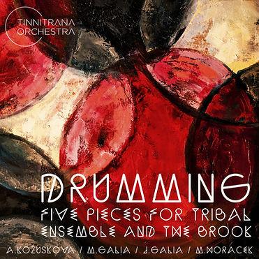 Tinnitrana Orchestra Drumming Therapy