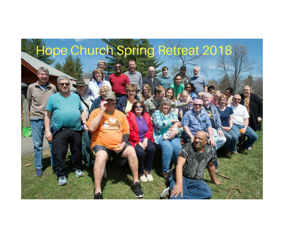 Hope Church Spring Retreat 2018 (1)