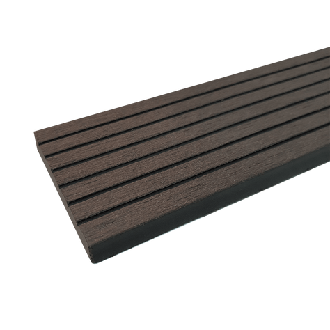 Side cover plank wpc decking