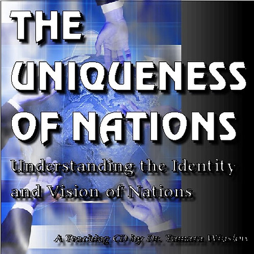 The Uniqueness of Nations | MP3