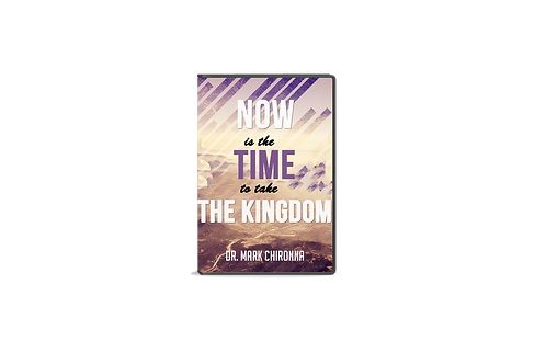 Now Is The Time To Take The Kingdom | 4 Cd's