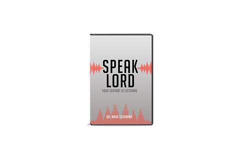 Speak Lord Your Servant Is Listening | 4 Dvd's