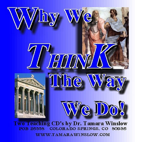 Why We Think The Way We Do | MP3