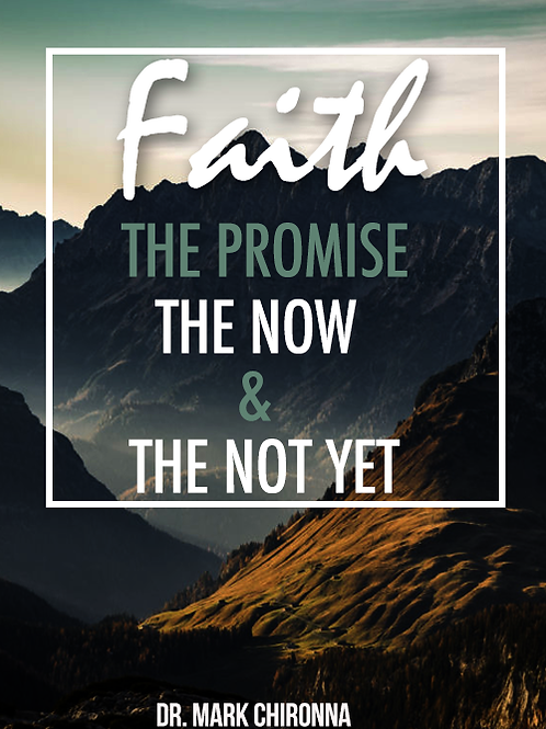 Faith The Promise The Now and The Not Yet | 4 MP3