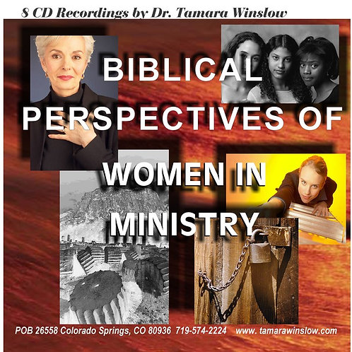 Biblical Perspectives of Women in Ministry