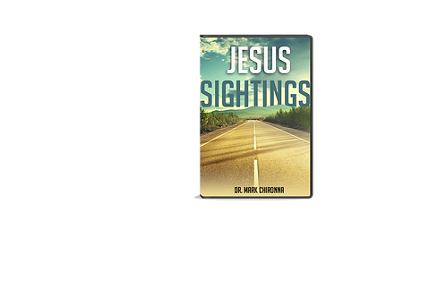 Jesus Sightings | 4 Cd's