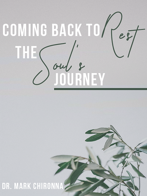 Coming Back to Rest The Soul's Journey   5 MP3
