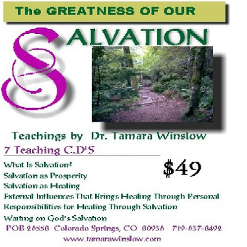 The Greatness of Our Salvation | MP3