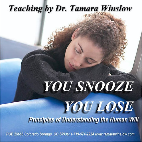 You Snooze You Lose | MP3