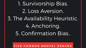 5 Common Mental Errors