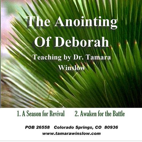 The Anointing of Deborah