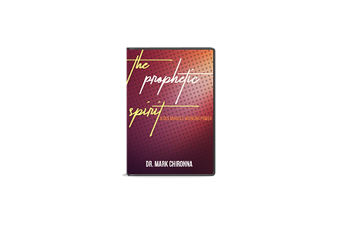 The Prophetic Spirit | 6 Mp3