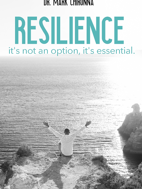 Resilience It's Not An Option, It's Essential | 4 MP3