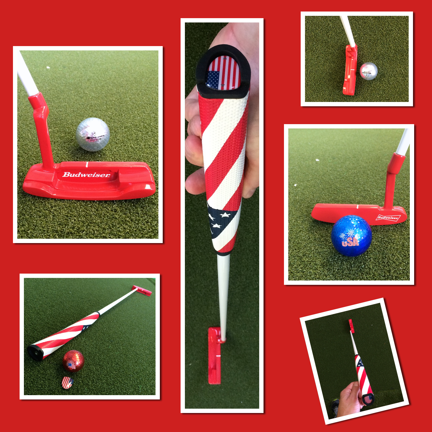 Budweiser Custom Putter