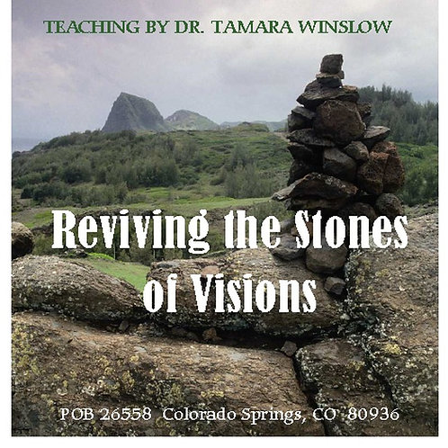 Reviving the stones of Vision | MP3