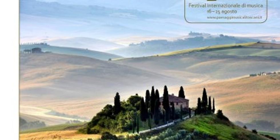 Festival Paesaggi Musicali Toscani
