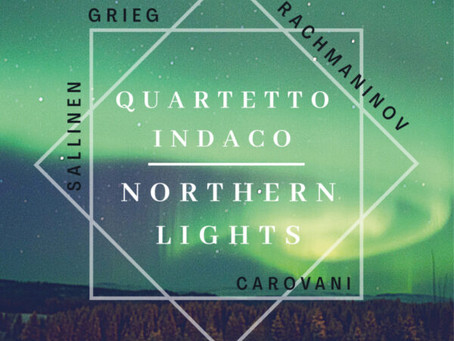 """Northern Lights"" new Q.I.'s CD"