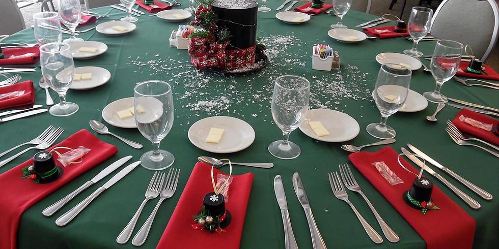 Sawgrass Women's Club Annual Holiday Luncheon