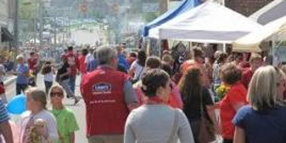 Hartselle Depot Days Festival