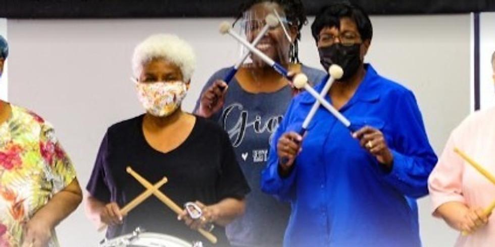 Gran Masters Drum Class