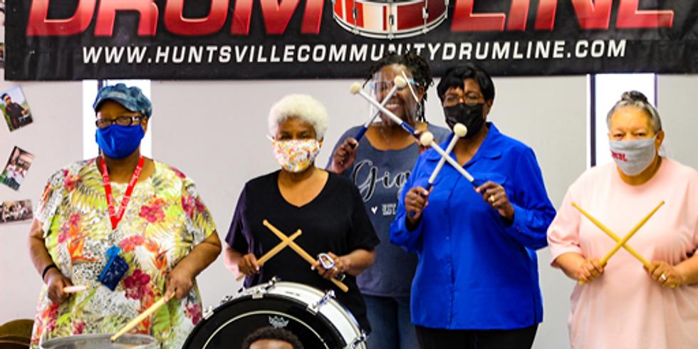 FREE Gran Masters Drum Class Starting