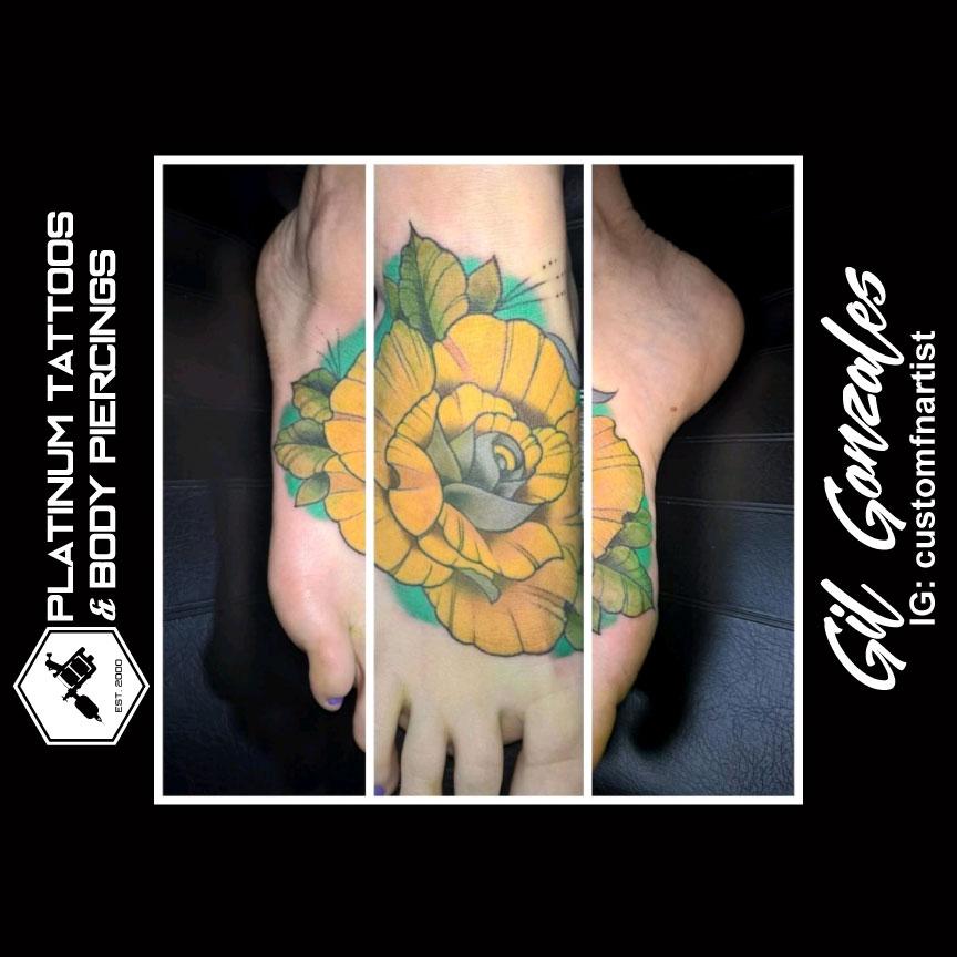 Body Art Tattoo San Antonio
