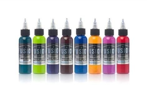 Mike Cole's (8) Color set