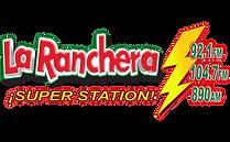 Ranchera Super Station Logo.png