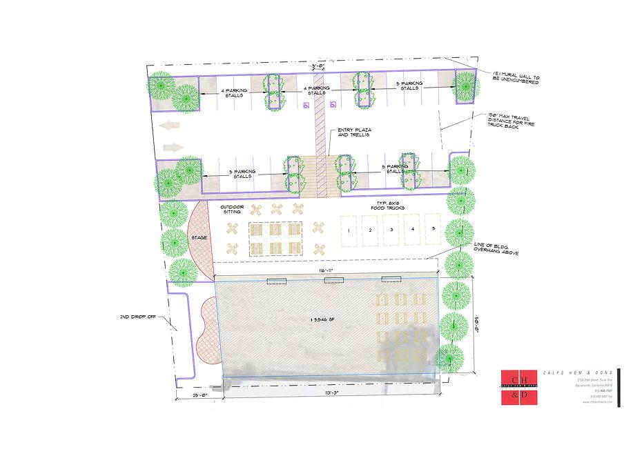 4115 Franklin Mercado site plan 2small.j