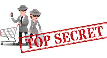 Achtung, streng geheim: Mystery Shopping und Secret Member!