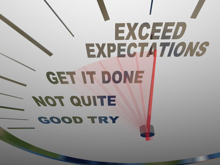 Expect the Unexpected: Erwartungsmanagement für die Steuerung der Kundenzufriedenheit