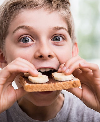 nutrition-déjeuner-enfants-top-tartinade