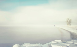 Seneca Lake in Winter