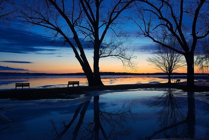 Onondaga Lake Solstice