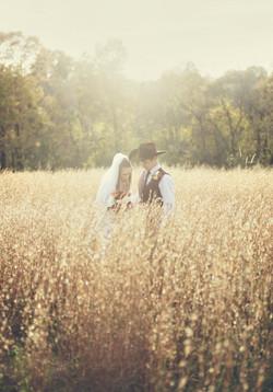 cny country wedding