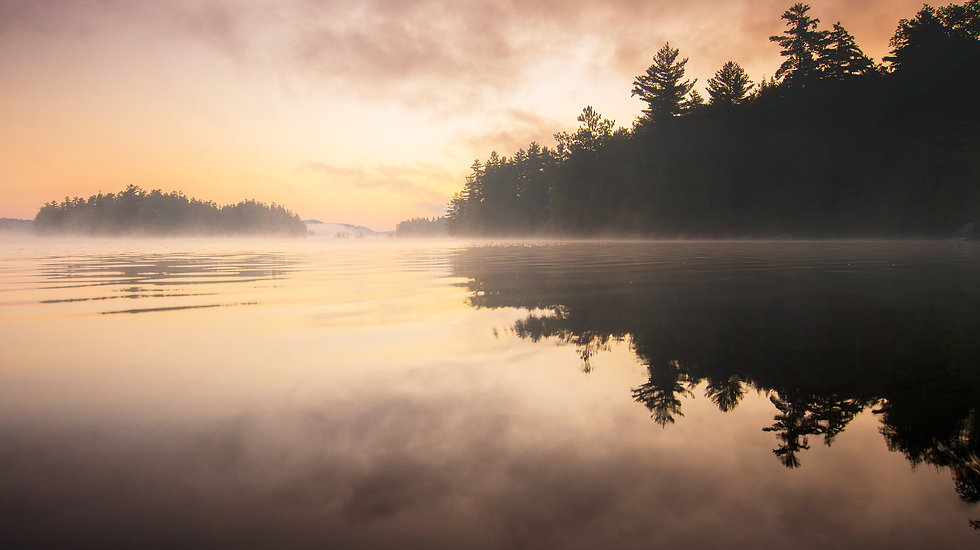 adirondack sunrise, saranac lake, sunrise photo