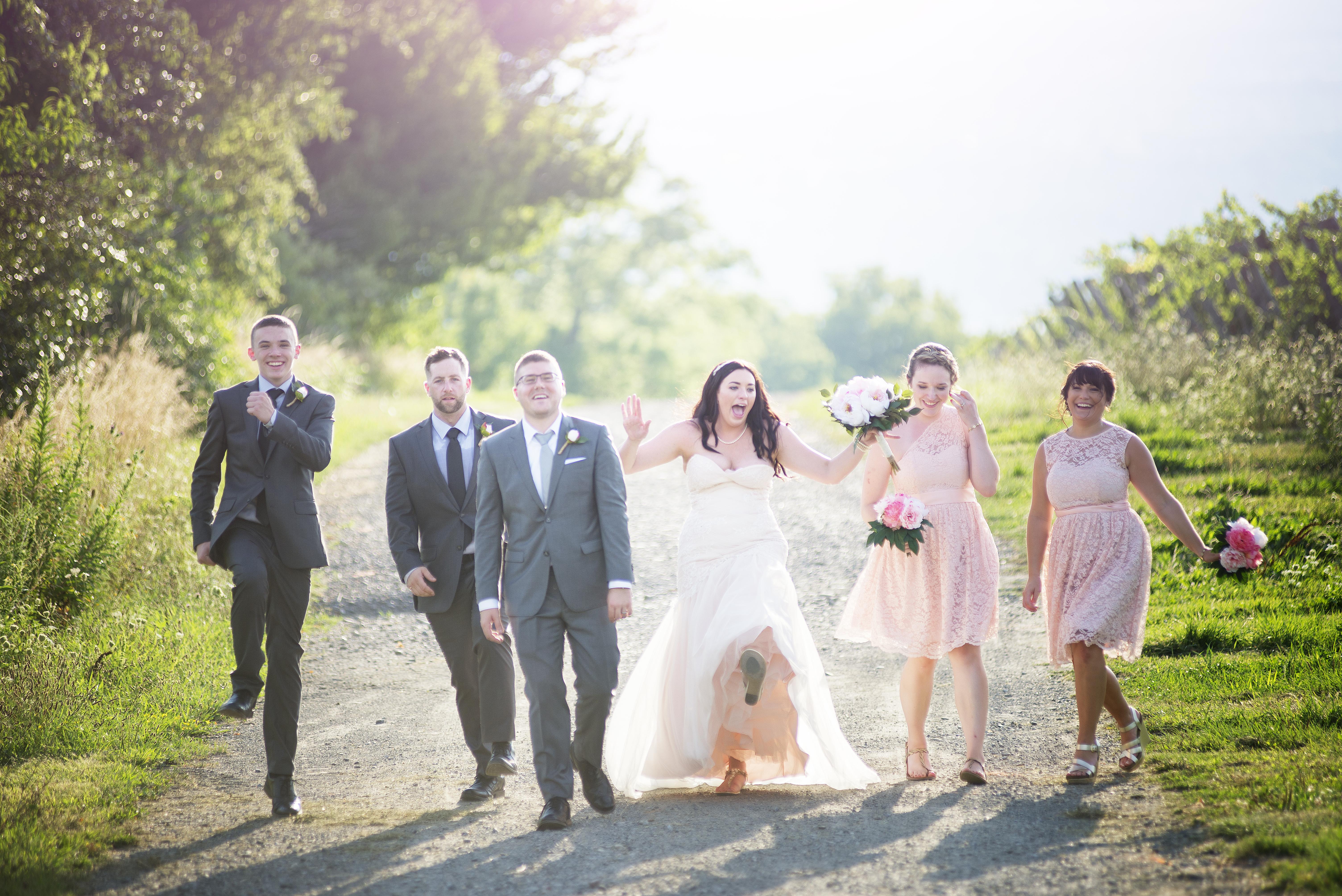 Wagner Vineyards Wedding