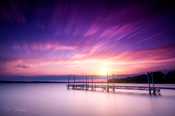 Onondaga Lake sunset