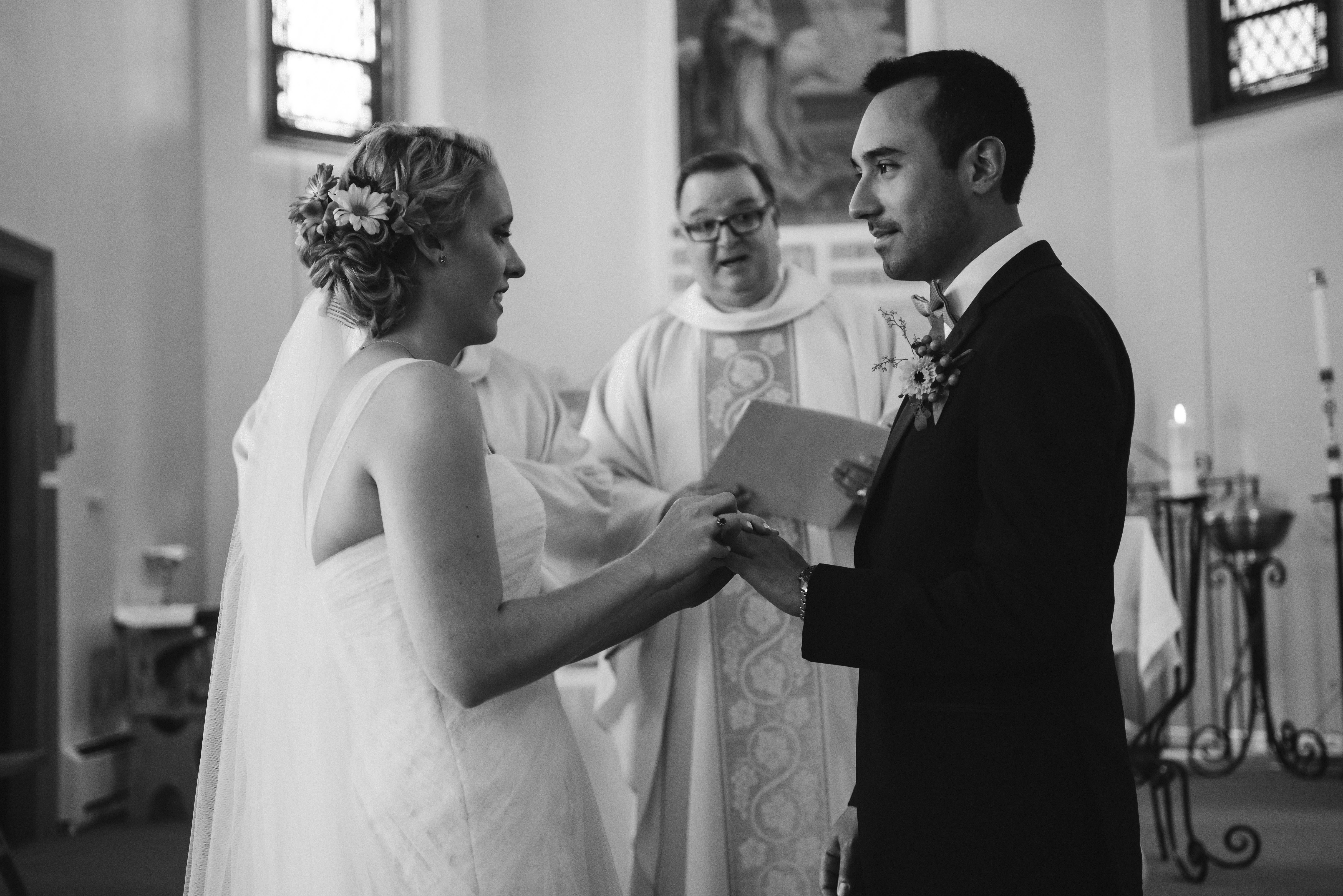 dr frank wedding