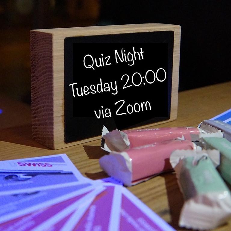 Aviation Club's Quiz Night