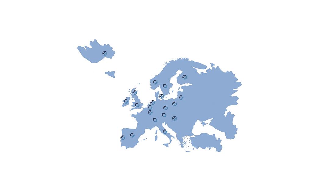 Skandinaviens mest benyttede valgsystem-