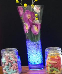 Grand Vase + Fleurs