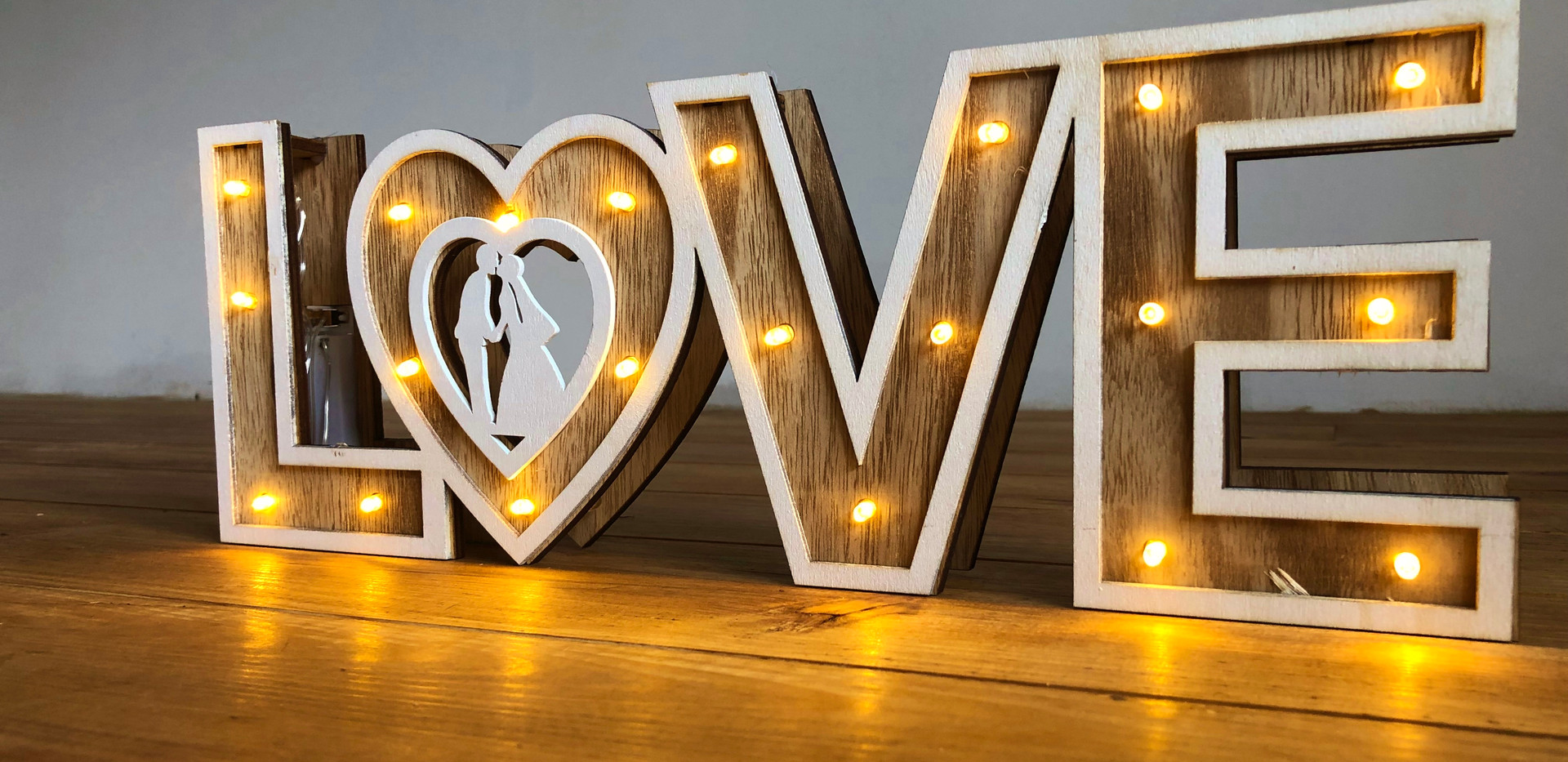 Déco de Table Love
