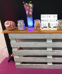 Candy Bar à Bonbons