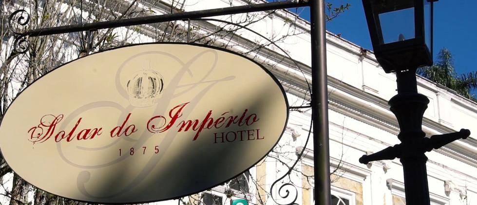 HOTOL SOLAR DO IMPÉRIO